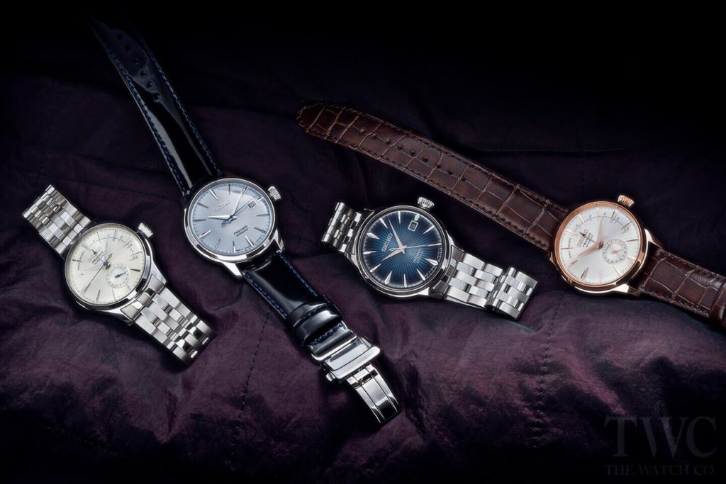 高価な時計を並べられる財力