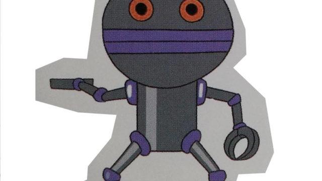 バイキンロボット